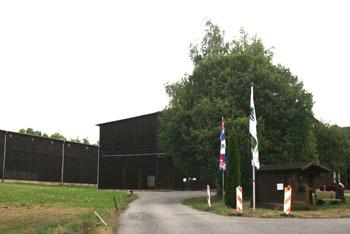 Holzhallen Alte Flachse Chemnitz/Grüna